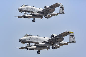 78-0696 - USA - Air Force Fairchild A-10 Thunderbolt II (all models)