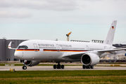 10+03 - Germany - Air Force Airbus A350-900 aircraft