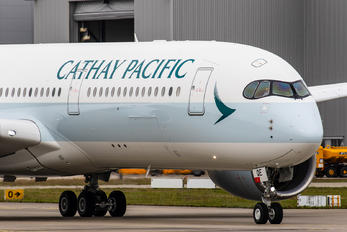 B-LQE - Cathay Pacific Airbus A350-900