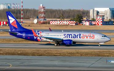 VQ-BBV - Smartavia Boeing 737-800