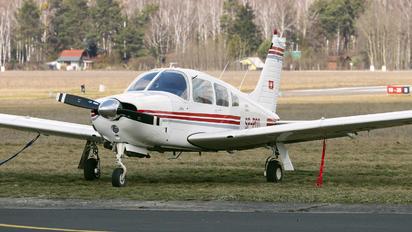 SP-PQO - Private Piper PA-28R-201 Arrow III