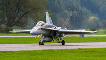 J-5006 - Switzerland - Air Force McDonnell Douglas F/A-18A Hornet aircraft