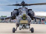 RF-95325 - Russia - Air Force Mil Mi-28 aircraft