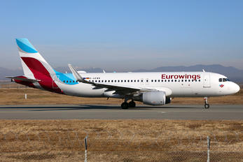D-AEWQ - Eurowings Airbus A320