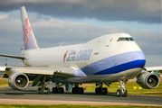 B-18706 - China Airlines Cargo Boeing 747-400F, ERF aircraft