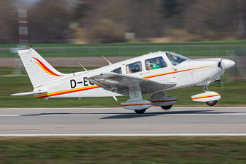 D-EGAU - Private Piper PA-28 Archer