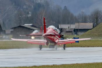 A-107 - Switzerland - Air Force Pilatus PC-21