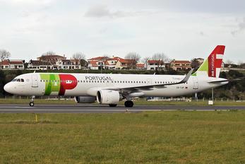 CS-TJP - TAP Portugal Airbus A321 NEO