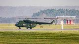Poland - Air Force Mil Mi-8P/SAR 627 at Kraków - John Paul II Intl airport