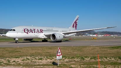 A7-BDB - Qatar Airways Boeing 787-8 Dreamliner