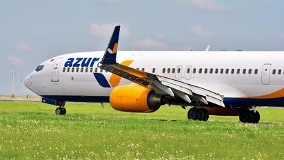 VQ-BYO - AzurAir Boeing 737-900ER