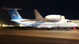Antonov An-74 visited Leipzig
