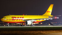 DHL Airbus A300 visited Gdańsk title=