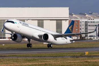 P4-KGB - Air Astana Airbus A321 NEO