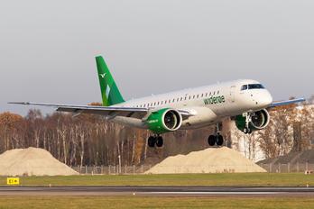 LN-WEX - Widerøe Embraer ERJ-195-E2