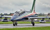 "MM54514 - Italy - Air Force ""Frecce Tricolori"" Aermacchi MB-339-A/PAN aircraft"