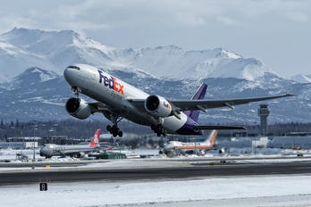 N893FD - FedEx Federal Express Boeing 777F