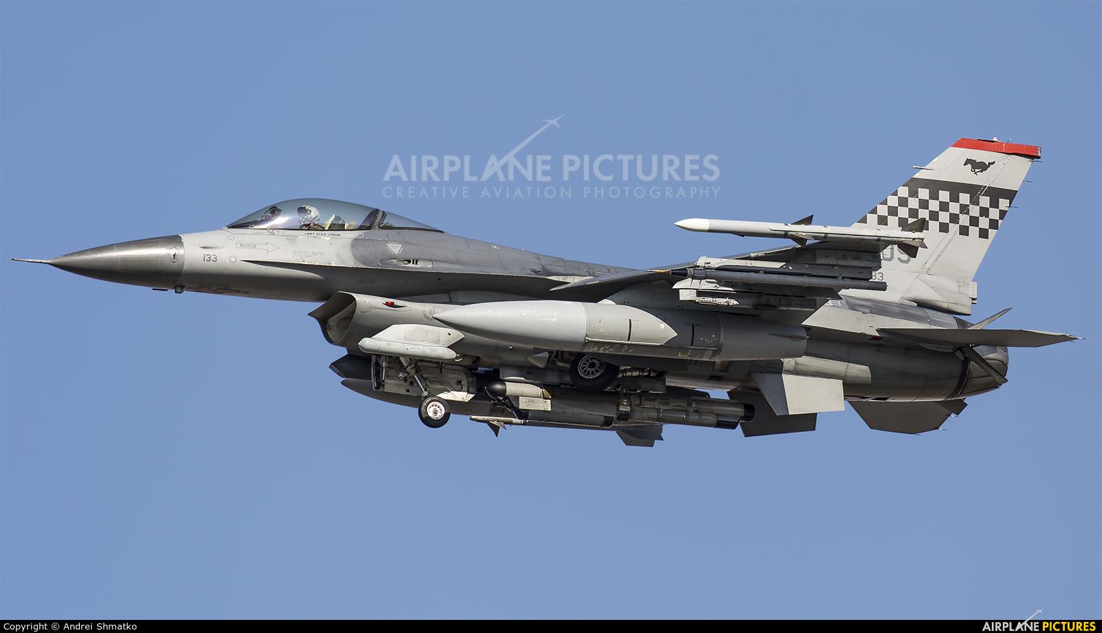 USA - Air Force 89-2133 aircraft at Osan AB
