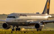 D-AIUK - Lufthansa Airbus A320 aircraft