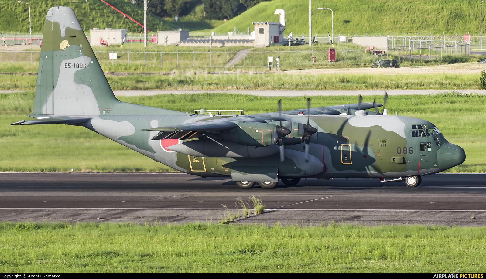 Japan - Air Self Defence Force 85-1086 aircraft at Nagoya - Komaki AB
