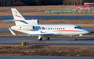 ES-SLS - Fort Aero Dassault Falcon 900 series aircraft