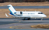 9H-SPB - Private Bombardier CL-600-2B16 Challenger 604 aircraft