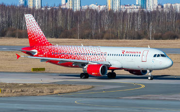 VQ-BCG - Rossiya Airbus A320