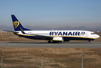 9H-QDD - Ryanair (Malta Air) Boeing 737-8AS