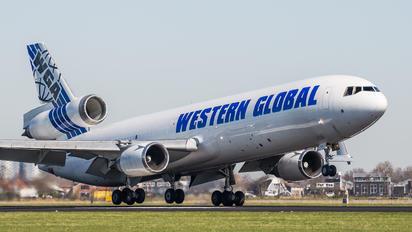 N542KD - Western Global Airlines McDonnell Douglas MD-11F