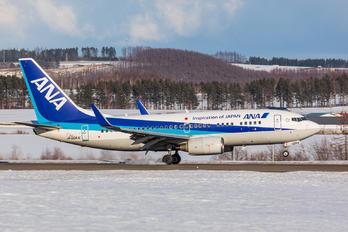 JA02AN - ANA - All Nippon Airways Boeing 737-700