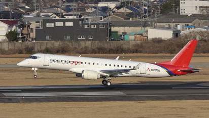 JA26MJ - Mitsubishi Aircraft Corporation Mitsubishi MRJ90