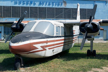 130 - Romania - Air Force Britten-Norman BN-2 Islander