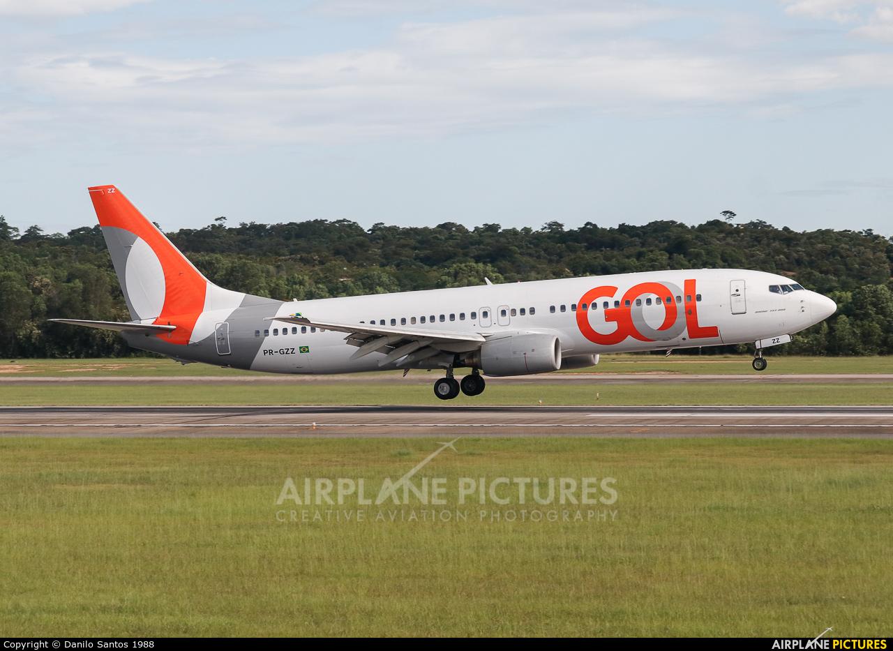 GOL Transportes Aéreos  PR-GZZ aircraft at Rio de Janeiro/Galeão Intl - Antonio Carlos Jobim Airport