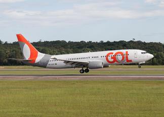 PR-GZZ - GOL Transportes Aéreos  Boeing 737-800