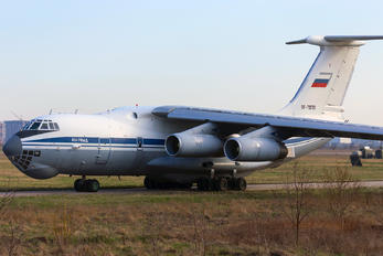 RF-78791 - Russia - Air Force Ilyushin Il-76 (all models)