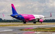 HA-LXM - Wizz Air Airbus A321 aircraft