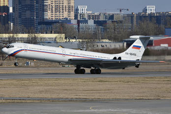 RA-86496 - Russia - Air Force Ilyushin Il-62 (all models)