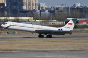 RA-86496 - Russia - Air Force Ilyushin Il-62 (all models) aircraft