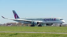 A7-ALS - Qatar Airways Airbus A350-900 aircraft