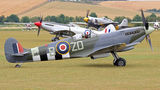 Merlin Aviation Supermarine Spitfire Mk.IXb MH434 at Duxford airport