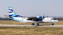 UR-CQV - Vulkan Air Antonov An-26 (all models) aircraft