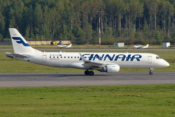 OH-LKR - Finnair Embraer ERJ-190 (190-100)