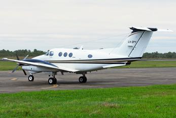LV-ZPY - Private Beechcraft 90 King Air