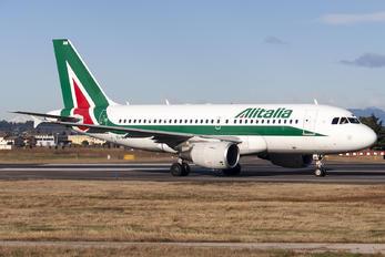 EI-IMM - Alitalia Airbus A319