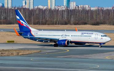 VP-BKF - Aeroflot Boeing 737-800