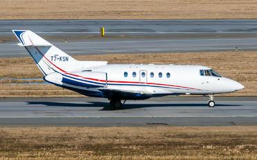 T7-KSN - Private Hawker Beechcraft 800XP