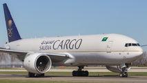 HZ-AK73 - Saudi Arabian Cargo Boeing 777F aircraft