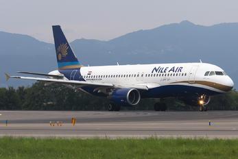 SU-BQK - Nile Air Airbus A320