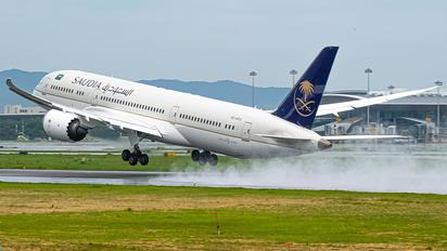 HZ-AR12 - Saudi Arabian Airlines Boeing 787-9 Dreamliner