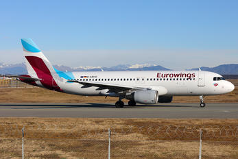 D-ABHG - Eurowings Airbus A320